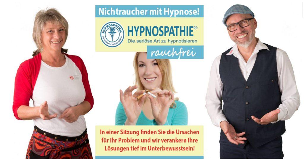 Raucherentwöhnung am besten gleich richtig mit Lars Gutzeit und Katrin Winkelmann  - Hyppnose in Aschaffenburg - Raum Frankfurt am Main